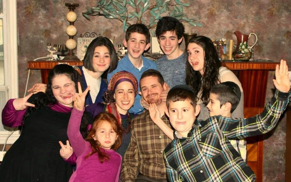 Rivka Malka Perlman Family