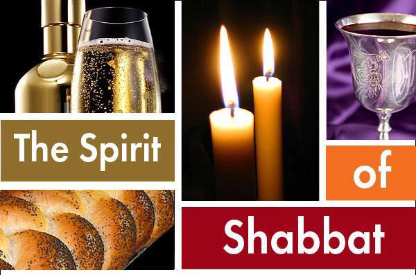 The Spirit of Shabbos Rivka Malka
